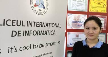 Cum a ajuns o elevă tătăroaică olimpică de Naţională la limba română