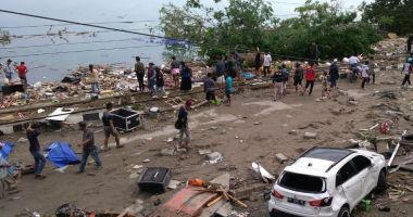 Indonezia: Bilanţul cutremurului urmat de tsunami a ajuns la 1.200 de morţi