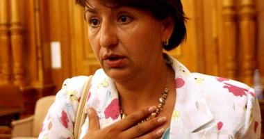 Sulfina Barbu nu mai este preşedintă a femeilor din PDL