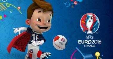 Fotbal: Super Victor, mascota Campionatului European din 2016
