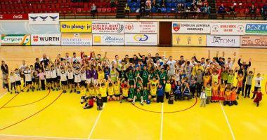 Descoperirea de talente, obiectivul principal al Academiei de handbal HCDS