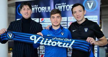 Suspectat de pariuri! Mihai Voduţ, suspendat provizoriu de FC Viitorul