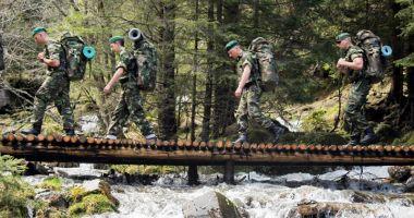 Sute de posturi de subofiţer  în Armata României, scoase la concurs