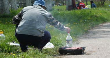 Sute de amenzi date de Poliţia Locală în minivacanţa de Paște şi 1 Mai