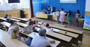 Sute de catedre aşteaptă să fie ocupate, la Constanţa. Deficit de educatori şi învăţători