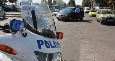 Sute de poliţişti vor asigura protecţia la Ziua Marinei Române