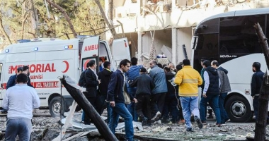 Doi soldați turci, uciși într-o explozie în sud-estul țării