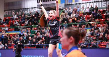 """Berni"" Szocs a câştigat turneul ITTF Europe Top 16 Cup"