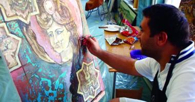 Multiculturalitatea, marca Taberei de pictură de la Medgidia