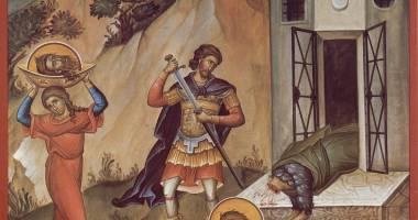 Tăierea capului Sf. Ioan Botezătorul. Legende şi tradiţii