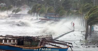 Japonia / Taifunul Neoguri a ajuns pe insula Kyushu