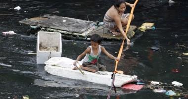 Taifunul Fitow face RAVAGII �n China