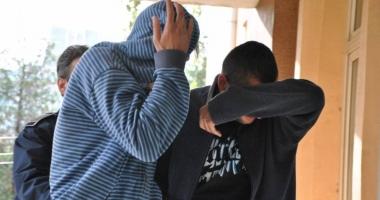 DOI COPII DIN CONSTANŢA AU BĂGAT SPAIMA ÎN FEMEI! Patru victime lasăte fără bunuri