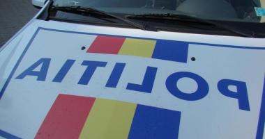 Tânărul  fără permis,  care a lovit maşina Poliţiei, arestat