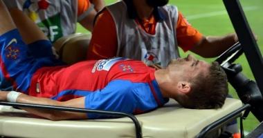 Alertă la FCSB. Florin Tănase a ajuns pe perfuzii și este incert pentru meciul cu Viktoria Plzen