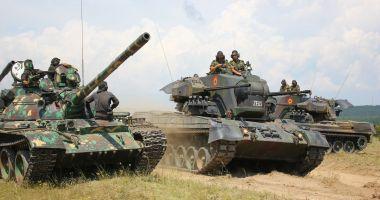 Vin ZILE IMPORTANTE pentru Armata Română! Nu lipsesc nici americanii