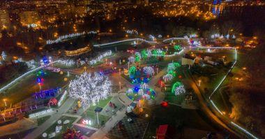 Tărâmul Magic al Crăciunului, amenajat la Constanţa
