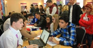 """""""Ştiu să-mi aleg meseria"""" / Târguri educaţionale pentru constănţeni, în mai multe localităţi"""