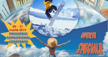 Târgul de turism vine cu oferte speciale de Paști, 1 Mai și vacanță