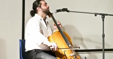 """""""Paganini al violoncelului"""" va încânta publicul constănţean"""