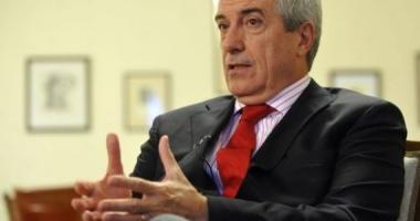 Călin Popescu-Tăriceanu: Obiectivul ALDE este intrarea în Parlament