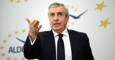 Călin Popescu Tăriceanu scapă de anchetă. Dosarul în care preşedintele Senatului era acuzat de fals în declaraţii a fost CLASAT