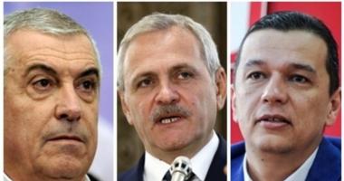 Zi decisivă pentru Guvernul Grindeanu / Moţiunea de cenzură