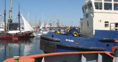Tarife mai mici  la bunkerare în porturile româneşti