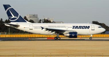 Un avion al Tarom care trebuia să decoleze spre Roma s-a defectat