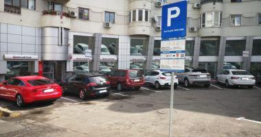 Taxa de parcare, modificată. Cât va costa și care sunt zonele centrale