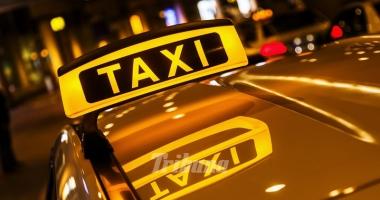 Taximetri�tii din sta�iunea Mamaia,
