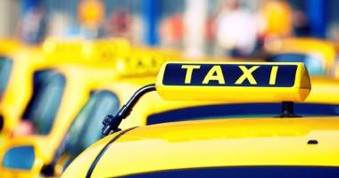 Taximetriştii, în vizorul poliţiştilor. Şofer beat în timpul unei curse, la Constanţa