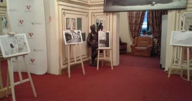 Expoziţie de fotografie la Teatrul de Stat Constanţa