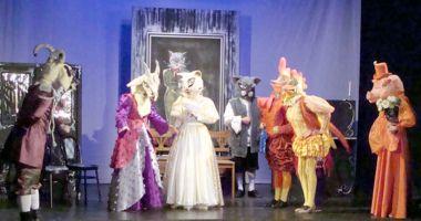 Teatrul de copii pleacă la Galaţi