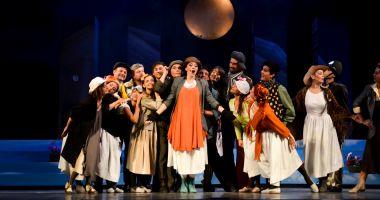 """""""Nunta lui Figaro"""" şi """"Frumoasa şi bestia"""" la teatrul """"Oleg Danovski"""""""