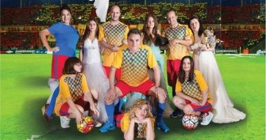 """""""Neveste de fotbalişti"""", o comedie contemporană"""
