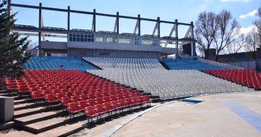 A căzut cortina! Trista soartă a Teatrului de Vară Soveja