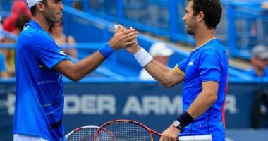 Tenis / Tecău și Rojer s-au calificat în sferturile probei de dublu la Shanghai
