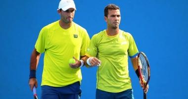 Horia Tecău şi Jean-Julien Rojer, eliminaţi în primul tur la Viena