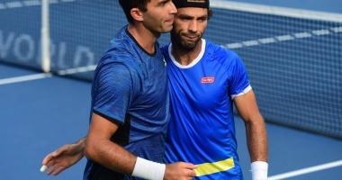 Tenis: Tecău și Rojer, eliminați de la Turneul Campionilor după a doua înfrângere