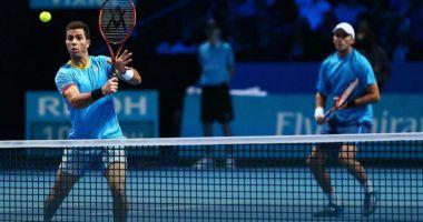 Tenis / Horia Tecău și Jean-Julien Rojer, eliminați în sferturi la Toronto Masters