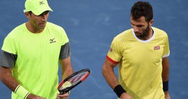 Tecău şi Rojer, eliminaţi din turneul de la Roma