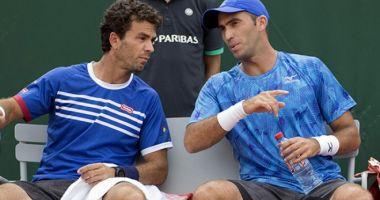 Tenis, ATP Sofia / Horia Tecău și Jean-Julien Rojer, principalii favoriți, au pierdut în primul tur