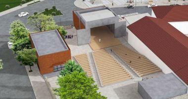 Teatrul de Vară din Techirghiol, modernizat cu fonduri europene