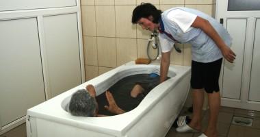 Posturi medicale la Sanatoriul de Recuperare Techirghiol