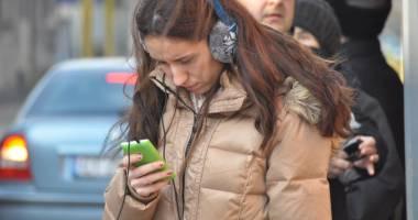 Dependenţa de telefoane,