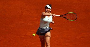 Ce adversară va avea Simona Halep în sferturile turneului de la Madrid