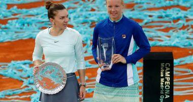 Cât ghinion! Simona Halep, învinsă în finala turneului de la Madrid