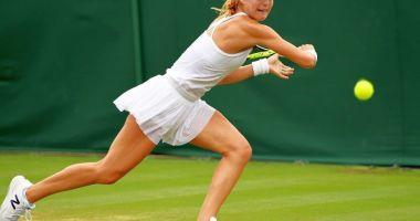 Sorana Cîrstea, în turul doi la Wimbledon, proba de dublu