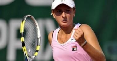 Tenis / Irina Begu, campioană la dublu feminin a turneului de la s-Hertogenbosch